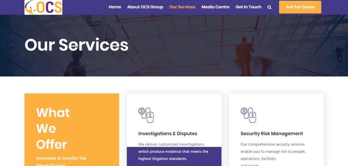 ocs-services