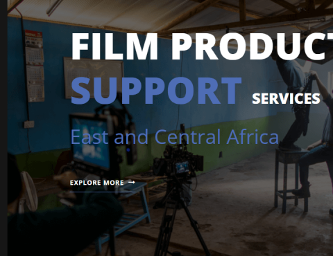 Featured image for Frontier Films Website Design